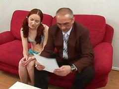 Cocksucking for a horny tutor