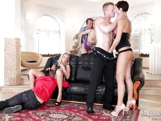 the munch has merely begun @ swingers orgies #08