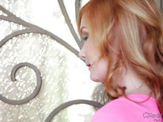 redhead teen sucks on a tough cock @ likewise big for nubiles #16
