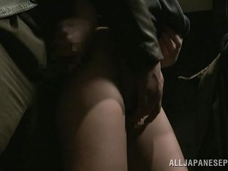 misa has sex in the episode hall with her boyfriend