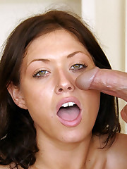 Brunette In One Kinky Anal Ass Blast