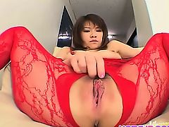 Milfs hairy pussy is wet and ready