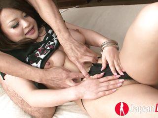 japan hd japanese dp with creampie surprise