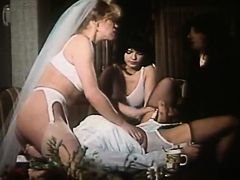 Horny vintage video with Julia Perrin and Margareth