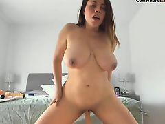 BBW masturbate and squirt