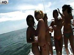 Bikini Boat