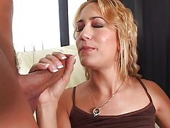 Blonde double anal penetration