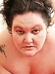 Naughty Fatty Posing